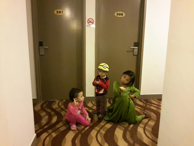 VICTORY CITY HOTEL NUSAJAYA JOHOR : HOTEL BUDGET YANG DEKAT DENGAN TAMAN TEMA PUTERI HARBOUR HELLO KITTY & LITTLE BIG CLUB