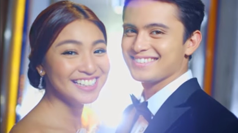 Nadine Lustre and James Reid in Till I Met You teaser