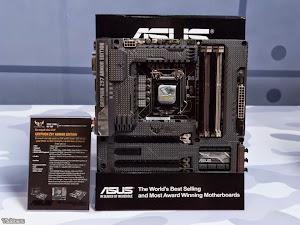 Các bo mạch chủ Z97 mới cùng công nghệ tản nhiệt độc đáo TUF