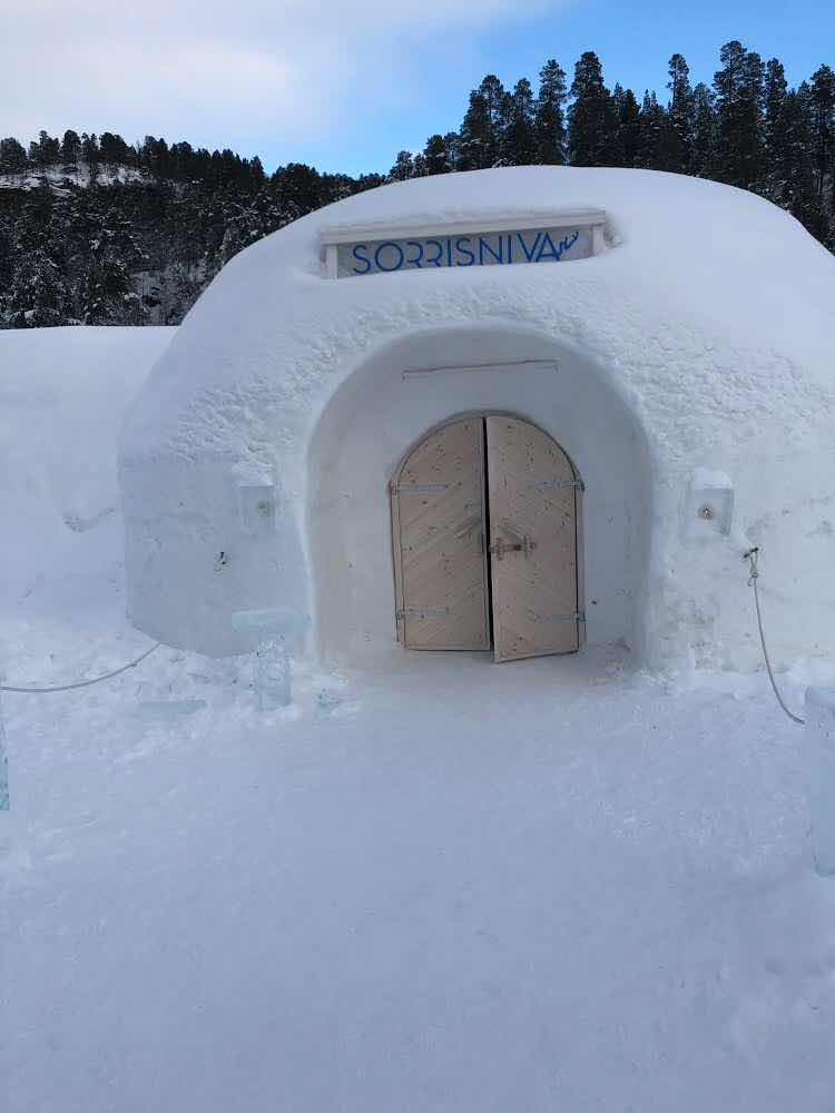 Visiting the Sorrisniva Igloo Hotel in Alta, Northern Norway (Source: Palmia Observatory)