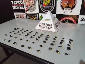 Jovem grávida é presa suspeita de tráfico de drogas em Uberlândia