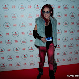 WWW.ENTSIMAGES.COM -  Patricia Field  arriving at    Diet Coke Private Party  a Sketch Conduit Street  London January 30th 2013                                                    Photo Mobis Photos/OIC 0203 174 1069