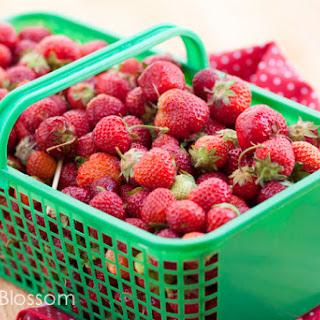 Sure.Jell's Strawberry Freezer Jam.