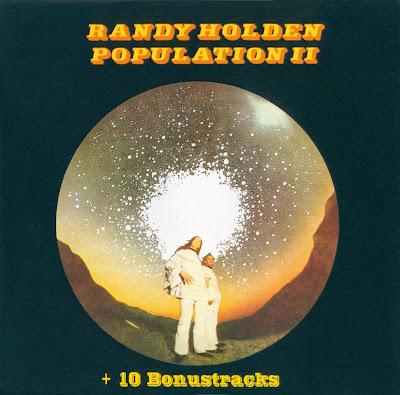 Randy Holden ~ 1969 ~ Population II + 1996 ~ Guitar God