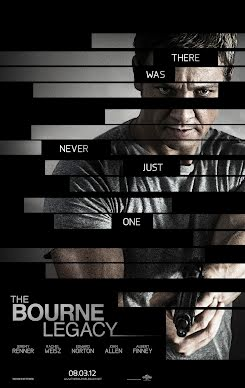 El legado de Bourne - The Bourne Legacy (2012)