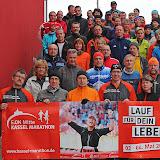 Auftakt Kassel Marathon 2014