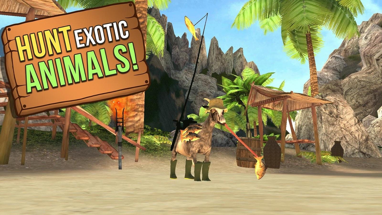 Resultado de imagem para Goat Simulator MMO