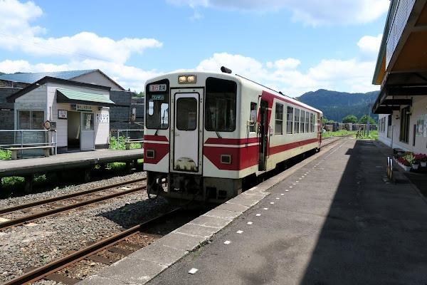 阿仁前田駅