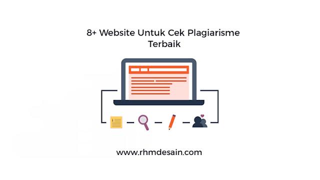 8+ Website Untuk Cek Plagiarisme Terbaik
