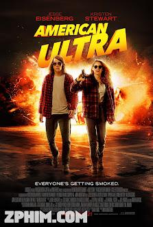 Đặc Vụ Chạy Trốn - American Ultra (2015) Poster