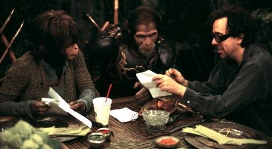 Il Pianeta delle Scimmie (Tim Burton)