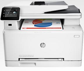 HP Color LaserJet Pro MFP M277dw Drivers  download