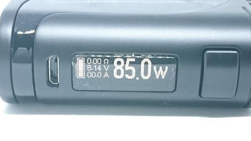 DSC 4331 thumb%255B5%255D - 【MOD】「Eleaf iStick Pico 25 with Elloキット」(イーリーフアイスティックピコ25ウィズエロ)レビュー。あの伝説のPicoの後継機は25mmアトマイザー対応モデル!【電子タバコ/VAPE/初心者】