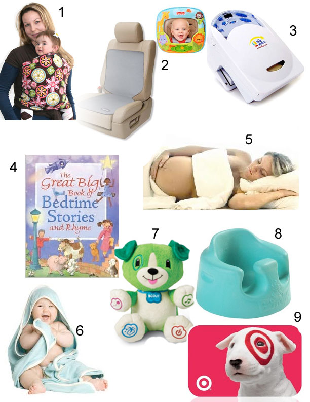 Best Curly Hair Products Baby Shower Gift Ideas