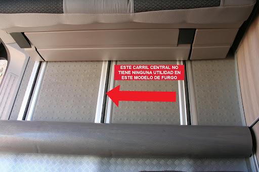 Proteger el piso con alfombra de sintasol o similar a medida en VW T ...