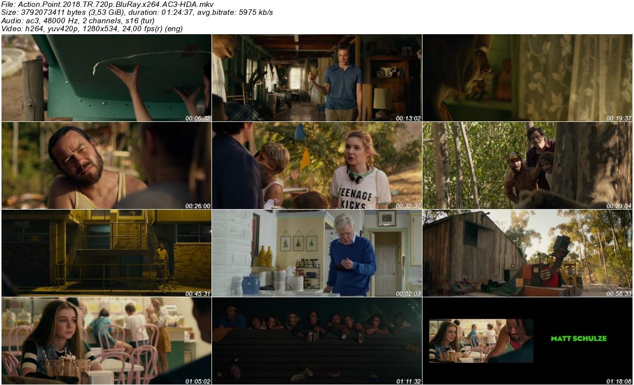Aksiyon Parkı 2018 - 1080p 720p 480p - Türkçe Dublaj Tek Link indir