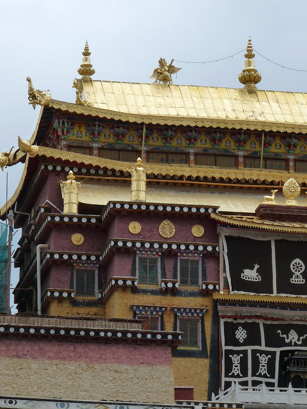 Chine.Yunnan. Ganten Sumtsenling Monastery, Shangri la - P1260082.JPG