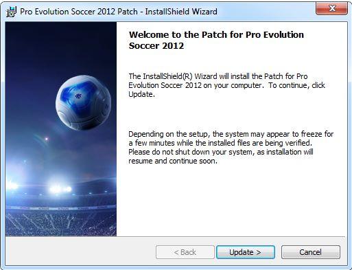 a4f44cca PES 2012: Patch 1.2   Oficial Konami