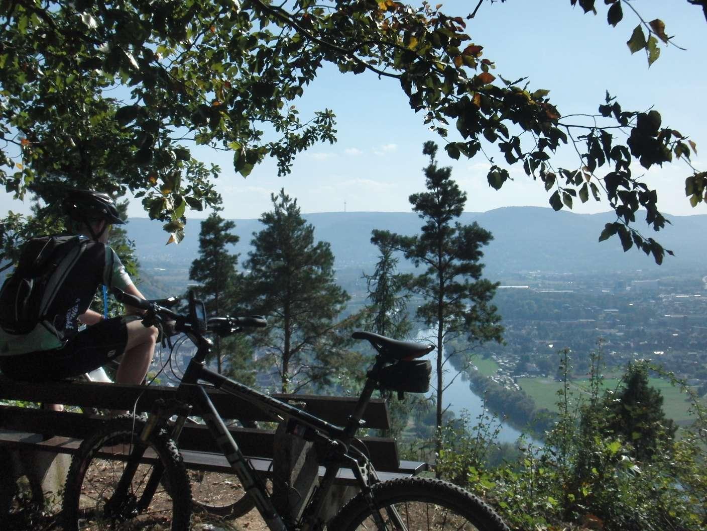 Spessart-Biker Tour am 03.10.2011