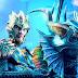 Poster Watak-Watak Filem AquamanDiperlihatkan
