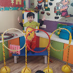 Introduction of Lion (Playgroup) 23.11.2016