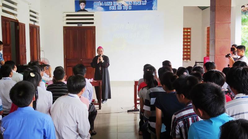 Khóa Linh hoạt viên giáo lý Phêrô Tự II-2013