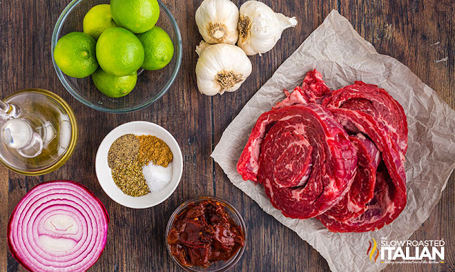 chipotle steak recipe ingredients
