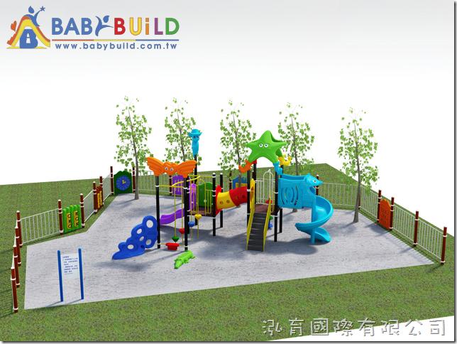 政府標案兒童遊戲場設計規劃