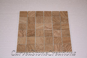 2x2, Flooring, Flooring & Mosaics, Interior, Mosaic, Natural, Sandstone, Stone, Tile