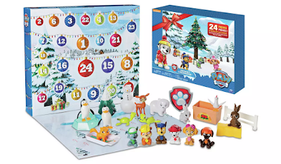 Paw Patrol Advent