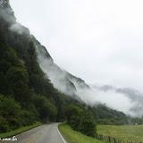 estrada para Coihayque, Chile