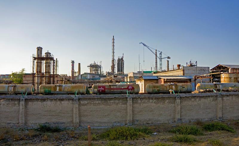 Индустриальный пейзаж