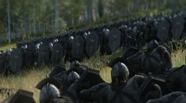 Lord of the Rings kehrt mit einer beeindruckenden neuen Mod zu Total War zurück