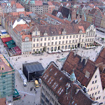 The square from above