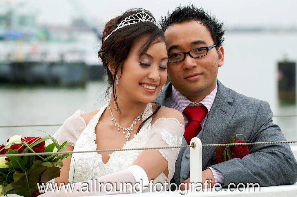 Bruidsreportage (Trouwfotograaf) - Foto van bruidspaar - 108