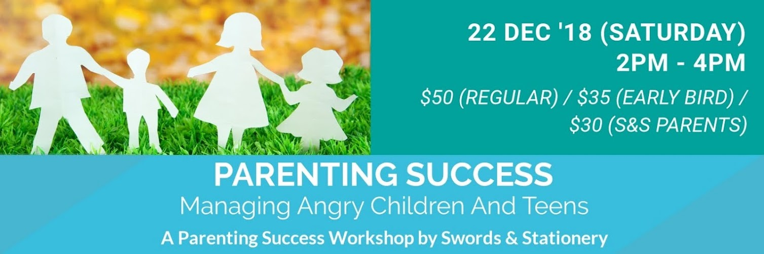 Parenting Success: Managing Angry Children and Teens
