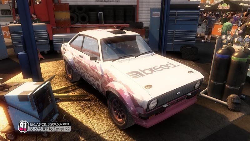 รายการรถกลุ่ม Rally ใน DiRT2 Cme-05