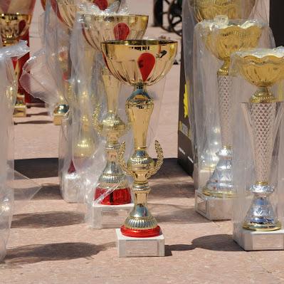 Carrera de Argamasilla de Alba 2013 - Trofeos