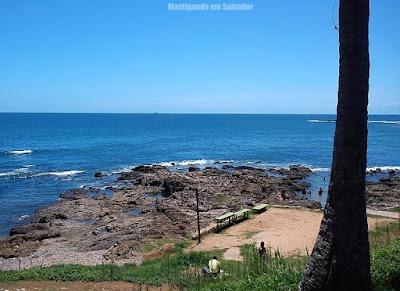 Sukiyaki: Praia da Pedra da Sereia