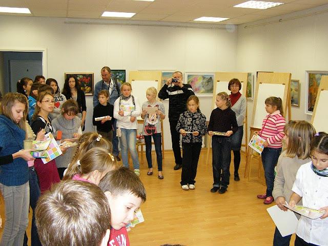 Kunstiosakonda sisseastunud laste pühitsemine 2011 - PB170410.JPG