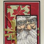 CH0139F Old World Santa