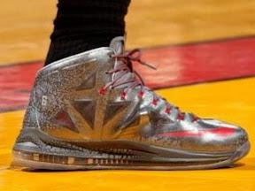 timeline 130310 shoe lebron10 silverredpe 2012 13 Timeline