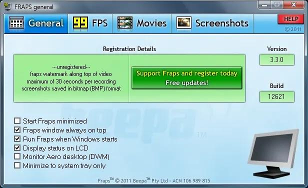 تحميل أفضل برنامج تصوير الشاشة للالعاب فيديو بدون تقطيع