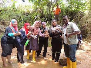 River Ranger Training at Bukit Tinggi (CmE)