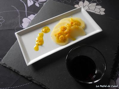 Patatas marineras al Brandy