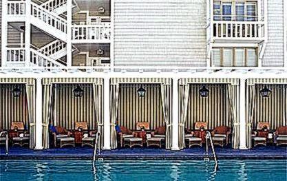 Shutters on the Beach Pool Deck — Ramland Construction