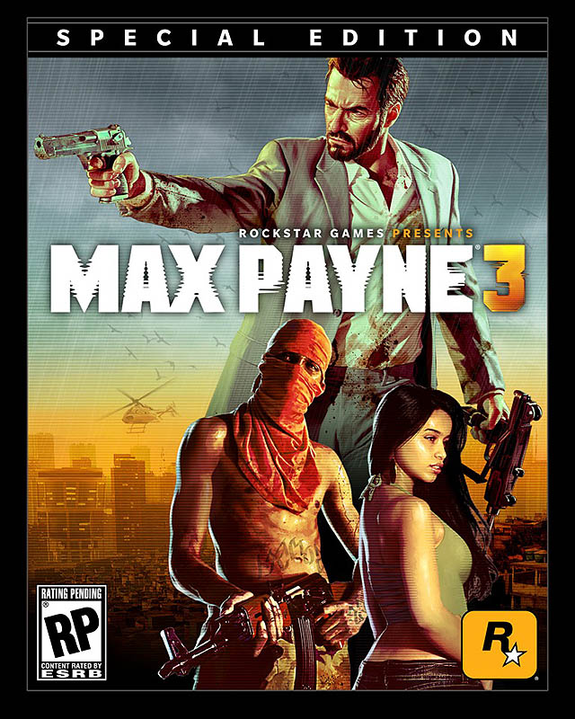 Max Payne 3: Release Date, Trailer and Gameplay for Xbox 360, PC, PS3