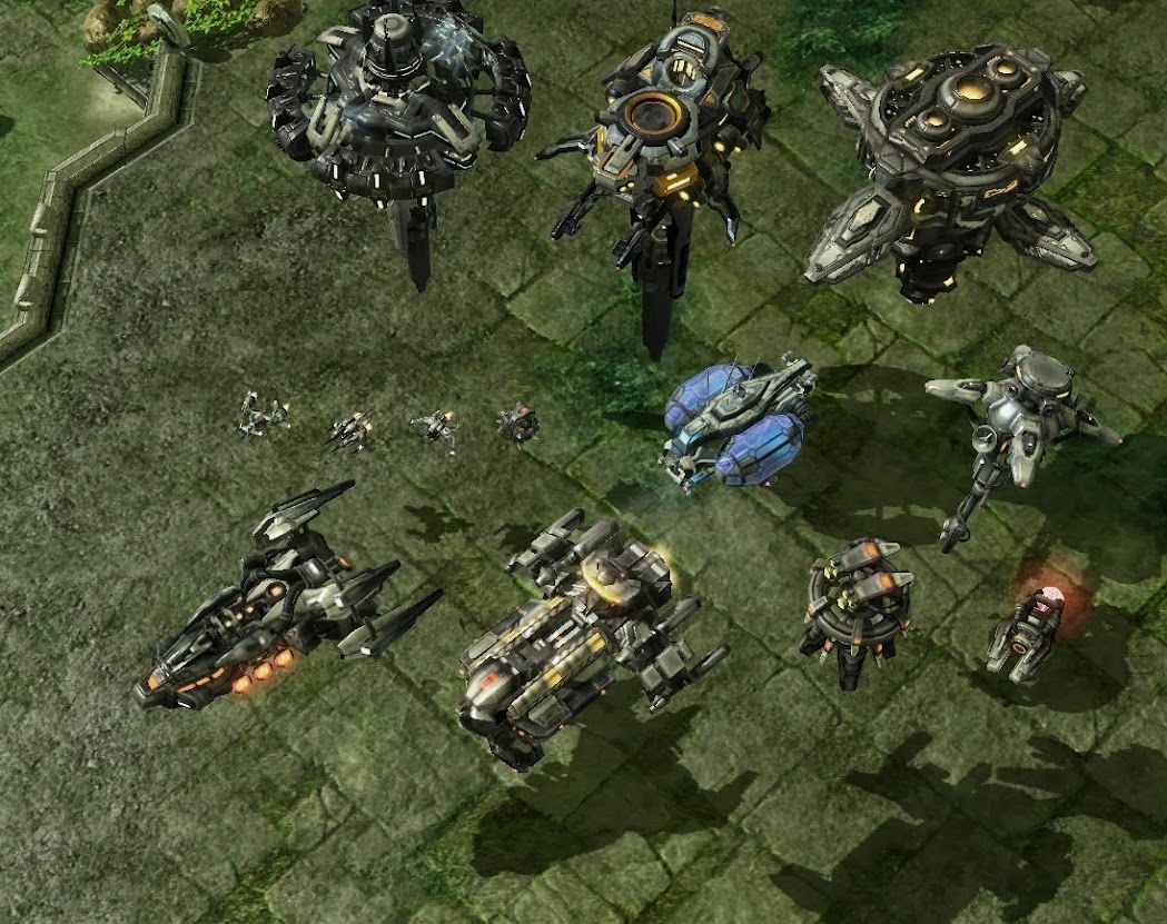 overview starcraft 2 hero