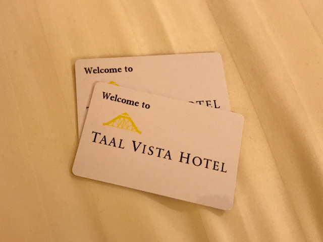 Taal Vista Hotel Tagaytay Key Cards