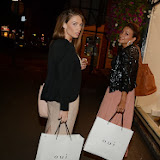 WWW.ENTSIMAGES.COM - Zena Bratcher and April Banbury- Europes perfect Grand Supreme- Star of  The Bachelor TV Show   at    Oui Fashion Fabulous In Aid Of The Princes Trust  at Harpenden Hertfordshire September 23rd 2013                                              Photo Mobis Photos/OIC 0203 174 1069
